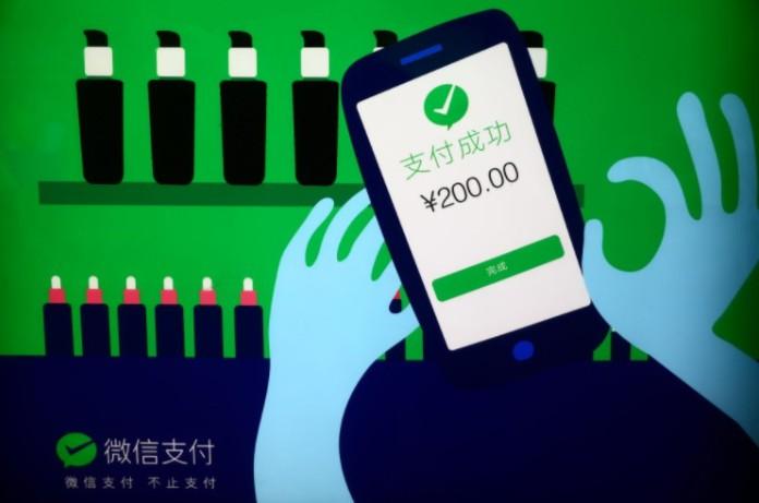 外媒:微信支付將與LINE共享商戶結算網絡